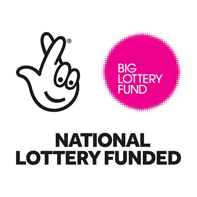 National Lottery Funded logo